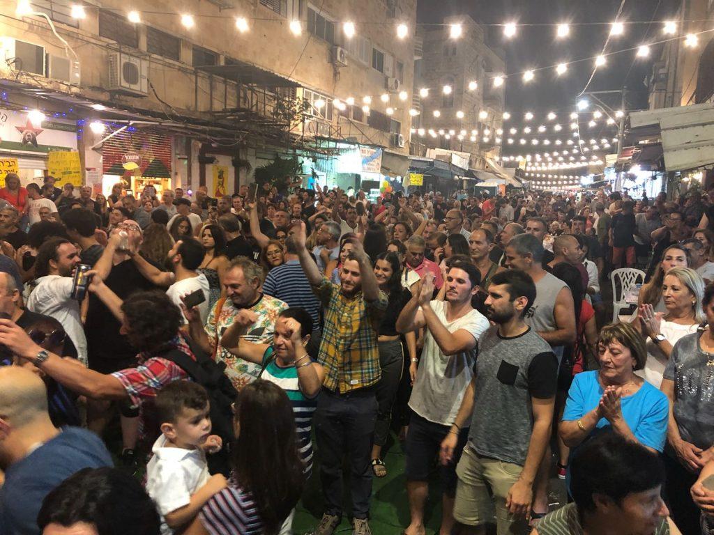 אוגוסט בחיפה