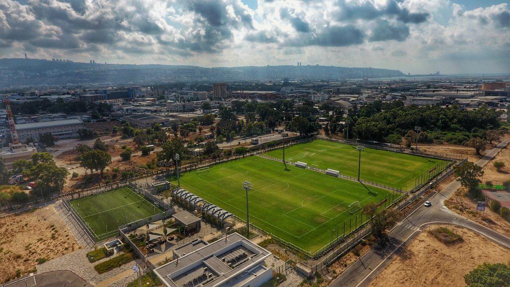 פארק הספורט החדש בקרית-חיים