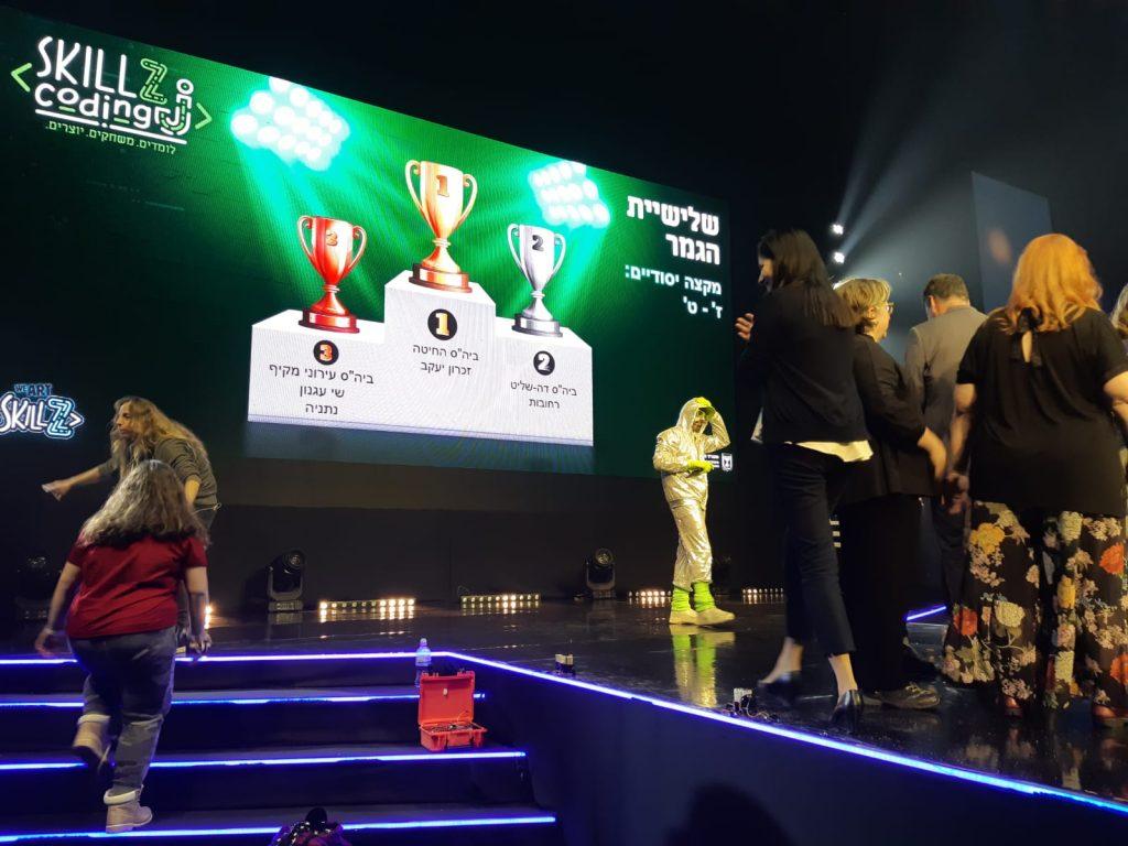 זוכה אליפות הסייבר הישראלית