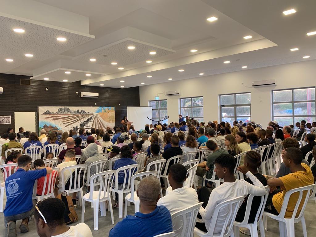 טקס יום הזיכרון ליהודי אתיופיה שנספו בדרכם לישראל