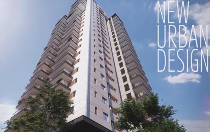 מגדל URBAN TOWER למחפשים דירות למכירה בקרית מוצקין
