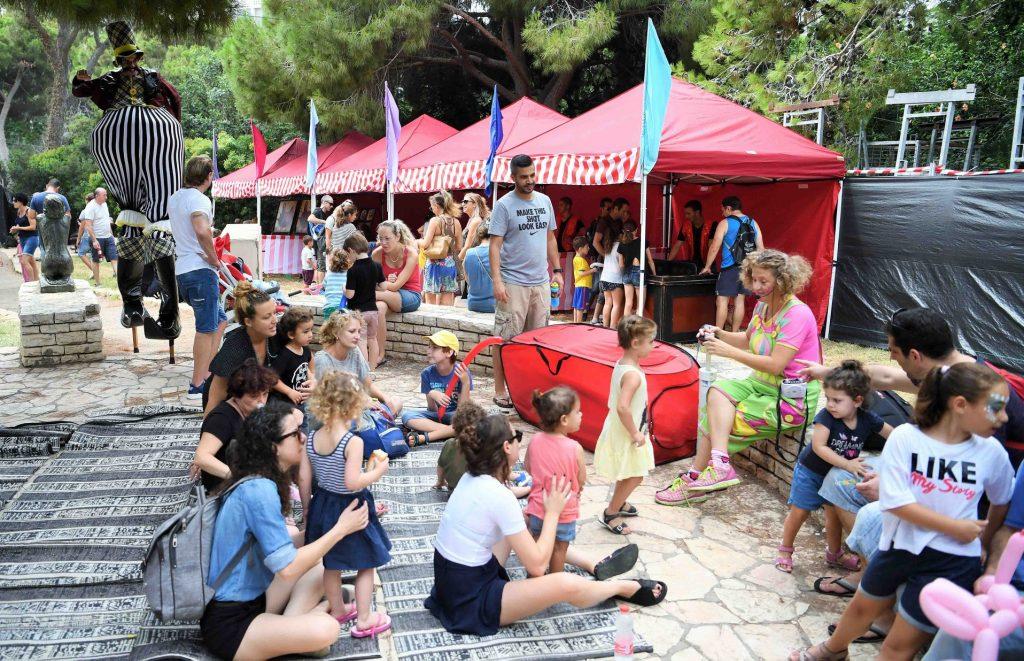 עשרות אירועים, פעילויות והפעלות לילדים ובני נוער בחופשת הקיץ בחיפה