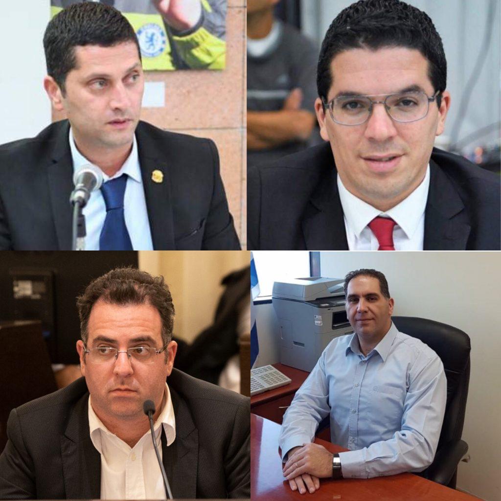 """יו""""ר סיעת הליכוד והאופוזיציה בעיריית נשר - שלומי זינו פונה לממונה על המחוז במשרד הפנים ודורש מתן צווים לראש העירייה"""