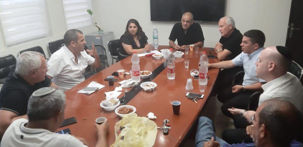 """פורום יו""""ר באופוזיציה וחברים מועצת עיר מטעם הליכוד"""