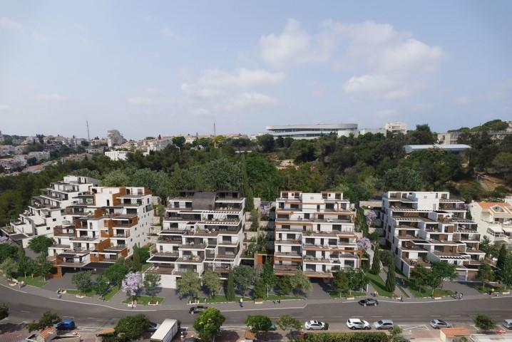 פרויקט מחיר למשתכן של חברת שגרוואי ברמת אלמוגי בחיפה