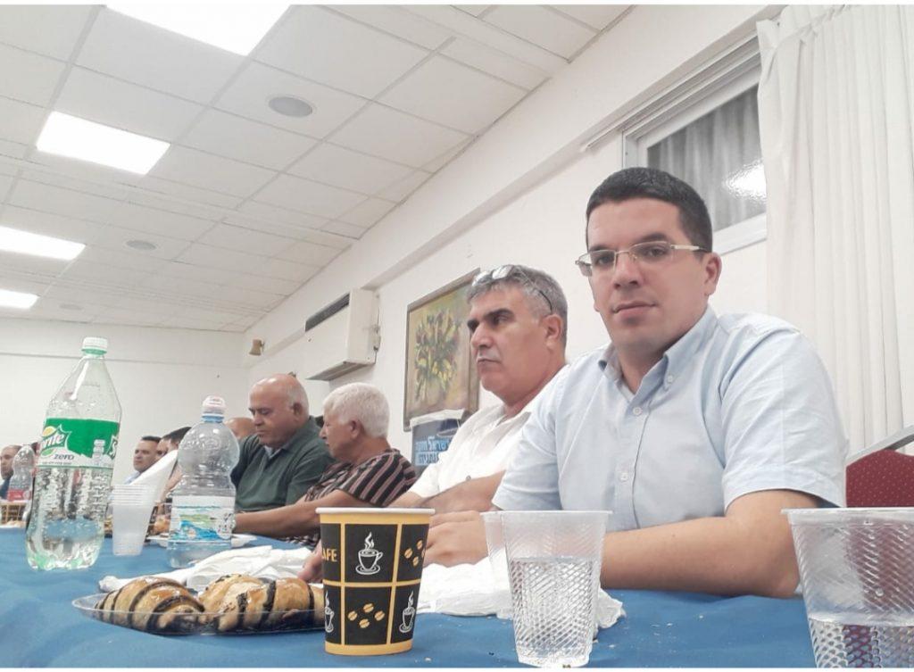 ליכוד: שלומי זינו ואבי אזולאי מונו למנהלי מטה הבחירות בנשר