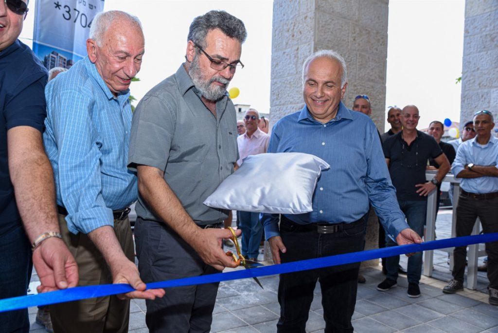 """חברת גולדן ארט השיקה את פרויקט """"הרובע"""" בואדי סאליב בחיפה"""