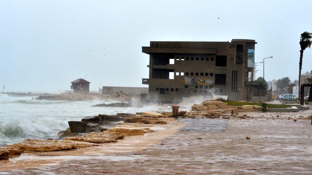 חיפה מוכנה לחורף