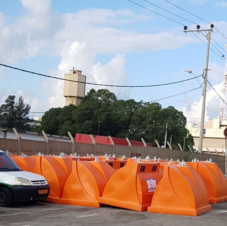 עיריית חיפה החלה בהצבתם של  כ-200 מיכלי מיחזור בקרית חיים ושמואל