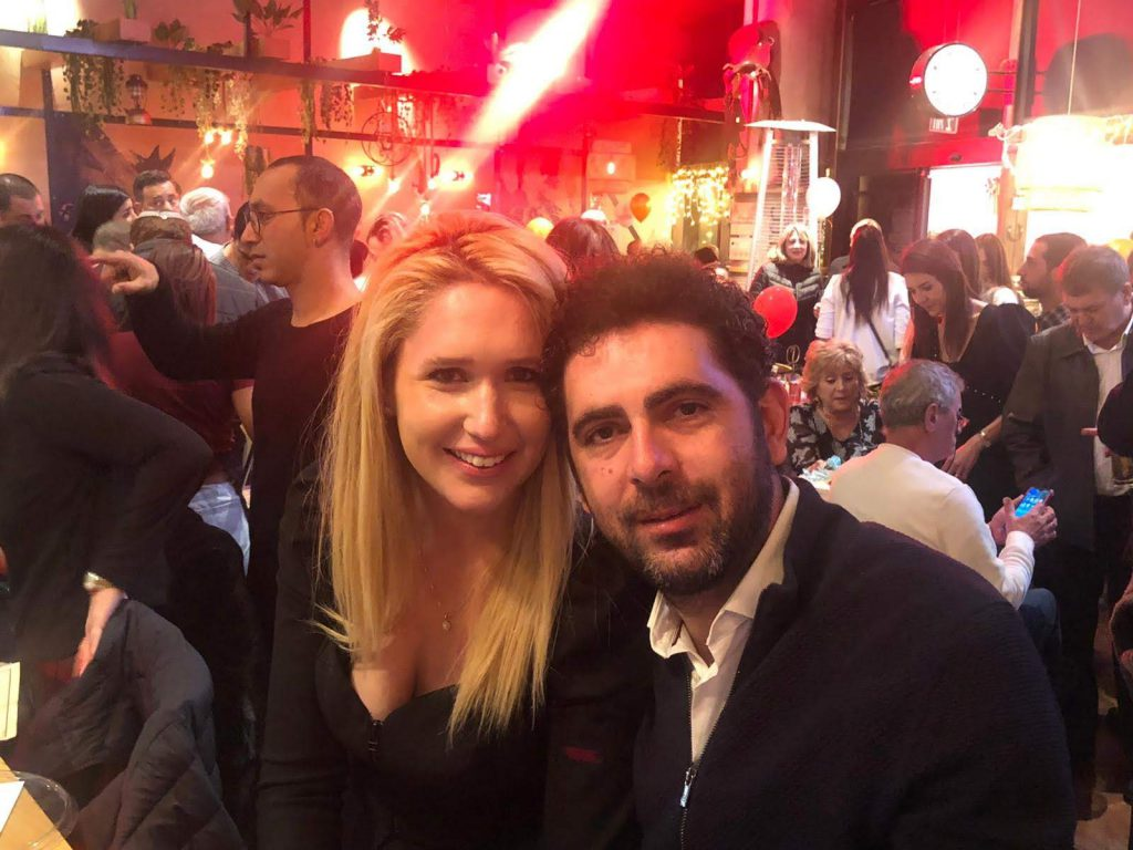 מי הגיע למסיבת ההפתעה ליום הולדת 40 של ראש העיר נשר