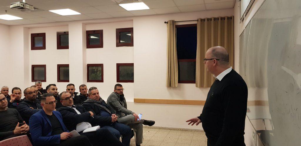השבוע בלשכת עורכי הדין חיפה