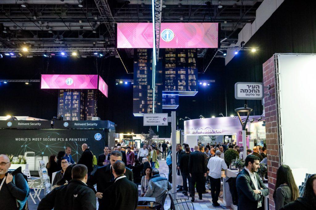 ועידת השלטון המקומי לחדשנות MUNI-EXPO 2020 יוצאת לדרך