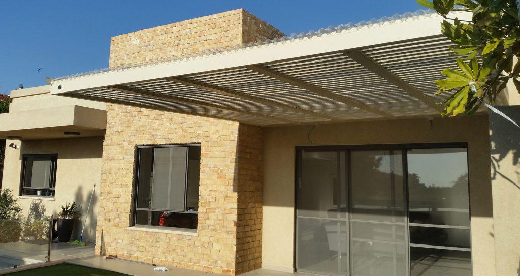 שיפוץ המרפסת והחצר - ליצירת הבית המושלם לכולם