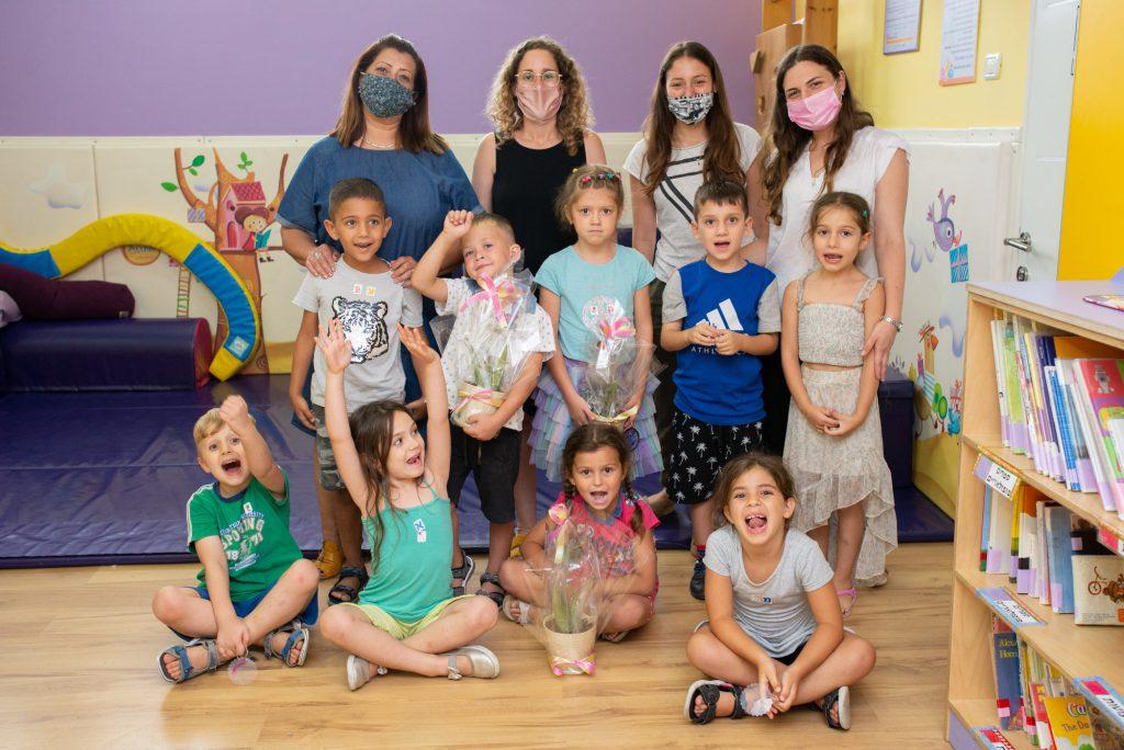 העדה הספרדית תומכת בקהילת הורים במרכז בקרית אליעזר