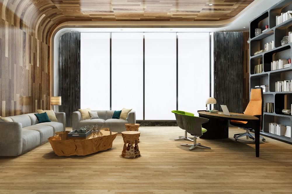 עיצוב משרדים קטנים ומודרניים